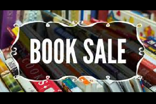 Book Sale coming soon