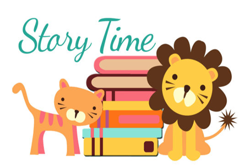 Miss Jenna's Story time!