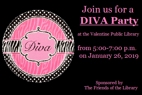 Friends of the Library Diva Party
