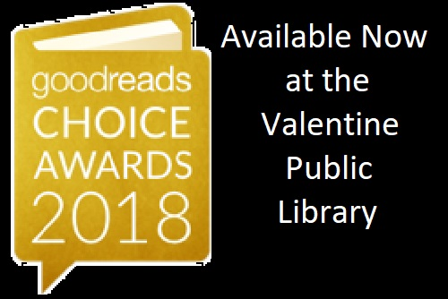 Available Now: Goodreads Choice Award Winners for 2018