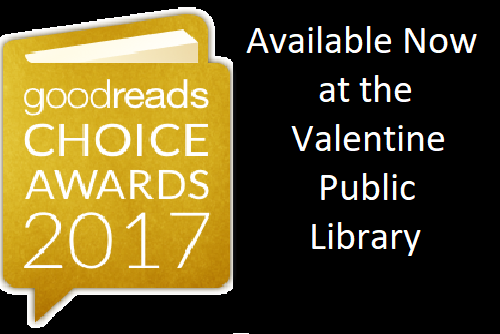 Available Now: Goodreads Choice Award Winners for 2017