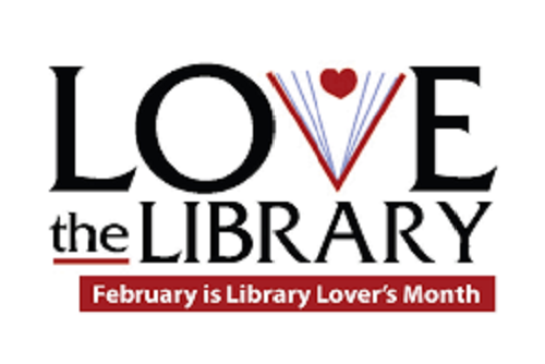 Library Lovers Month!