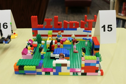 LEGO Competition Winners