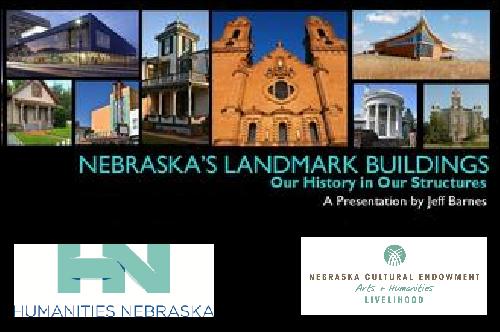 """Jeff Barnes presentation """"Nebraska's Landmark Buildings"""""""