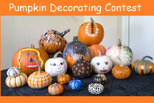 Winners announced for the Pumpkin Decorating Contest