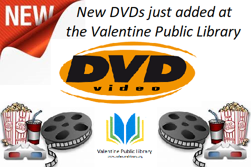 New DVDs added in December 2019