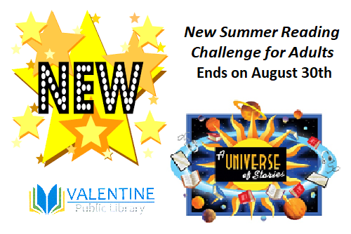 New Adult Summer Reading Challenge & Prizes
