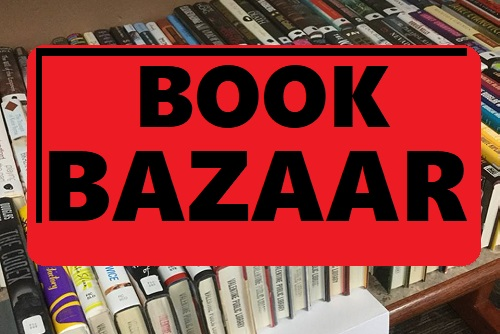 Join us for a Book Bazaar