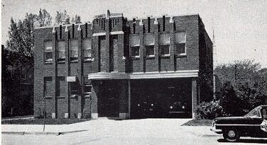The second floor was the home of Valentine Public Library from 1938-1968.