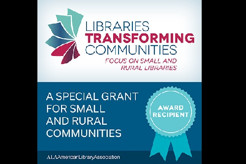 VPL among the ALA recipients of $1 million in community engagement funding for small and rural libraries